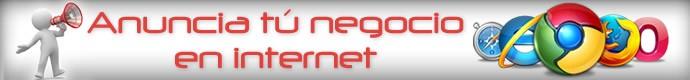 Anuncia tu negocio en internet