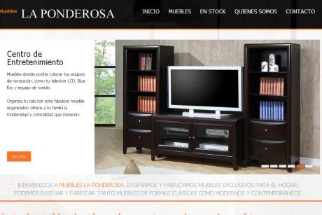 Muebles la Ponderosa