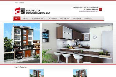 Proyecto inmobiliario, el proyecto se encuentra ubicado en la urbanización Las Magnolias de Surco Mz. G Lote 13, distrito de Santiago de Surco